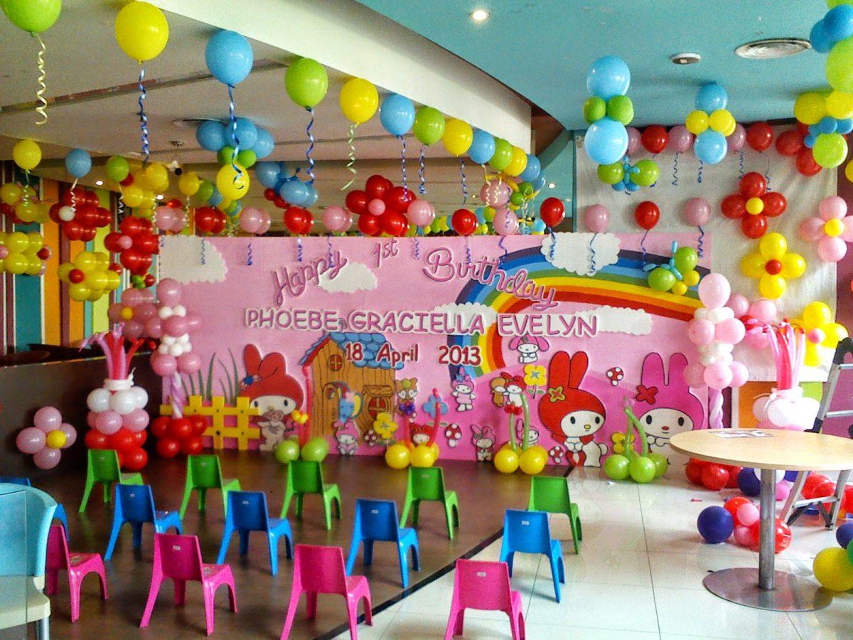 Ide Pernak Pernik Untuk Birthday Party